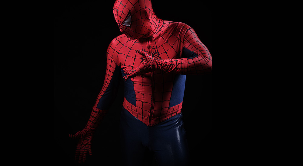 Spiderman - Cascadeur enfants